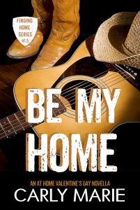 Be My Home Cover