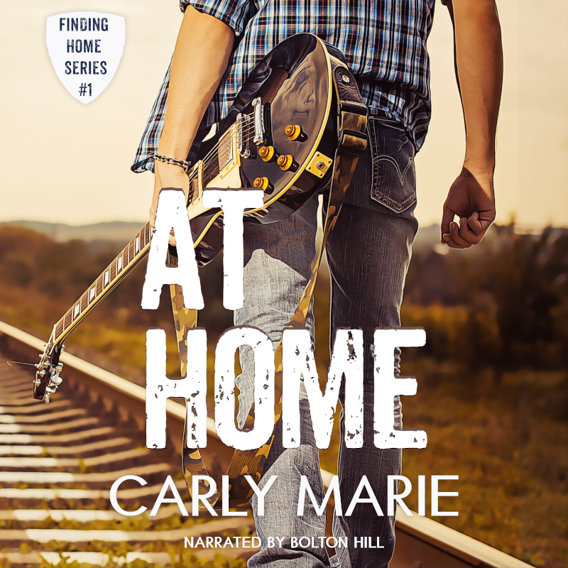 At Home Audio Cover