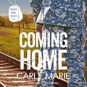 Coming Home Audio Cover